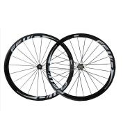 Great Quality Carbon Wheels 38mm Road Bicycle Wheelsets Clincher 3K Glossy or Matte with Taiwan-Made Hub Manufactures
