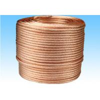 Electrician Copper Wire Blank For Electric Transmission Line Overhead ACSR Manufactures