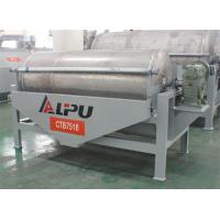 Fine paticle Wolframite permanent magnetic washing machine Manufactures