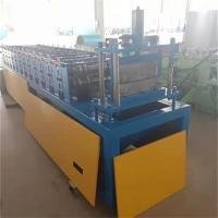 Drywall Light Steel Keel Roll Forming Machine For Exterior Walls / Ceilings and plaster board Manufactures