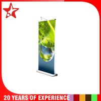 Luxury Advertisement Retractable And Roll Up Banner Stand Digital Printing Manufactures