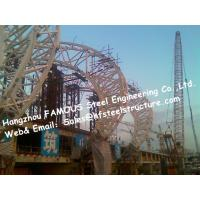 Chinese Prefabricated Steelwork Construction Contractor For Structural Steel Hanger And Aircraft Manufactures