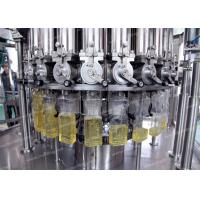 Cooking / Edible Oil Packing Machine Automatic For Bottle 250ml - 2L Manufactures
