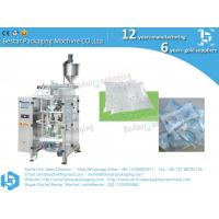 Bestar liquid packaging machine for pure drinking water packing in pouch for sale