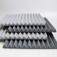 China High Density Gray Anechoic Chamber Sound Proof/ Recordng Studio Soundproofing Foam on sale