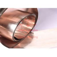 China High Plasticity Welding Sheet Metal Copper Zinc Alloy With 301 Copper Flux on sale