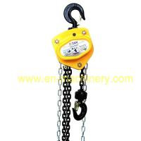 Electric Chain Block Lifting Equipment and 1.5 Ton Chain Hoist Motor Electrical Manufactures