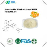 Low price hesperidin citrus aurantium powder orange fruit extract neohesperidin dihydrochalcone( NHDC) CAS 20702-77-6 Manufactures