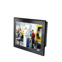China 15XGA industrial touchscreen LCD panel mount panel PC computer IP65 Front on sale