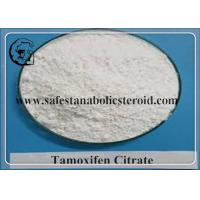 Cas 54965-24-1 Tamoxifen Citrate For Female 99% An-Ti Breast Cancer And Ovarian Cancer Manufactures