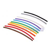 Green Single Wall Heat Shrink Tube W-1-HL -55℃ to 135℃ RoHS Manufactures