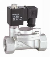 Energy Saving Pilot Operated Electric Water Valves DFD Series With Digital Timer Manufactures