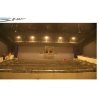 Pneumatic / Hydraulic / Electronic Control 4D Movie Theater With 5.1 / 7.1 Audio System Manufactures
