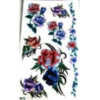 Fashion Tattoo Sticker (N015) Manufactures