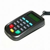 Reliable and Secure PIN Pad, Meets strict PCI PED V2.1 Standard Manufactures