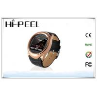China Quad Band 3G Wrist Watch Mobile Phone Smart Business Gift With Bluetooth And Camera on sale