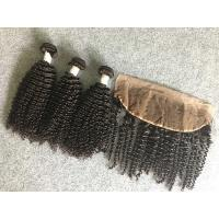 China 13x4 Lace Frontal 12A Virgin Hair , No Tangle No Shedding 12A Human Hair on sale