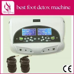 2015 Newest Professional Massage Machine Ion Foot Detox Machine Foot Spa LS-111 Manufactures