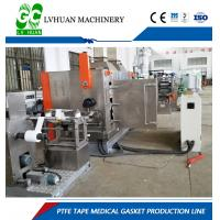 Moulded Packing O Ring Manufacturing Machine , Ring Forming Machine Powerful Motor Manufactures