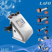 2015 HOTTEST!! 5 IN 1 Potable Vacuum RF Home Cavitation Machine Manufactures