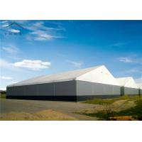 China Window Sill Cover Custom Event Tents 20m By 30m Waterproof Fabric Wall on sale