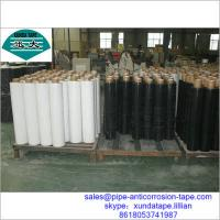 Underground oil gas Pipeline wrap Tape for sale