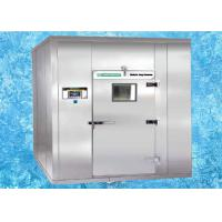 China Modular Sustainable Refrigeration Cold Walk in Freezer Room for frozen meat and seafood on sale