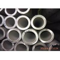 825 Seamless Nickel Alloy Pipe Chemical Composition / Hardness For Acid Production Manufactures