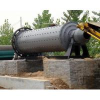 China Horizontal Silica Sand Ball Mill High Reputation 0.23-4.8 T/H Stable Running on sale