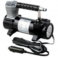 12v Single Black Cyclinder Portable Vehicle Air Compressor For Car Inflation 150PSI Manufactures