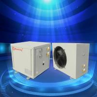 China High Temperature Air Source Heat Pump , Fresh Air Heating And Cooling Hybrid Heat Pump on sale