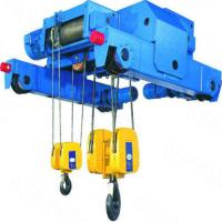 Light duty JK type steel rope chain hoist electric winch 2 ton remote control Manufactures