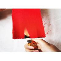 China Tear Resistant Multi Color Fireproof Upholstery Fabric For Bag / Bedding on sale