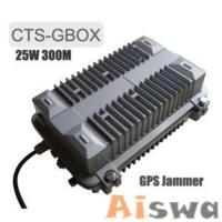 High power 25w GPS Jammer - Anti tracking Manufactures