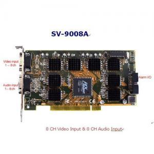Video Capture Card CCTV DVR Card Manufactures