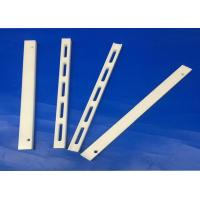 White Color Precision Ceramic Components Zirconia Ceramic Slide Track Sliding Gate Rail Actuator Tracks Manufactures