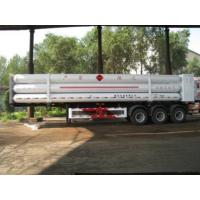 Cng Jumbo Tube Trailer (skid) Manufactures