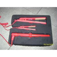 Hair straightener hair curler Manufactures