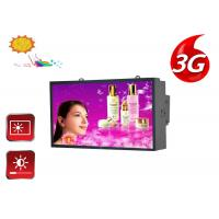 55 Inch IP65 Outdoor LCD Display Screens Full HD Monitor 5Ms Response Time Manufactures