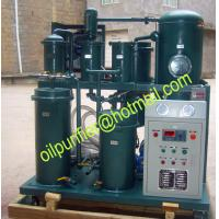 China Hydraulic Oil Cleaning System, Vacuum Oil Purification Plant, Hydraulic Oil Restoration Unit on sale