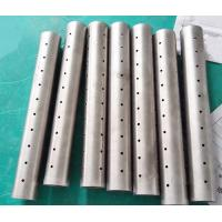 China Customized Tungsten Copper Alloy Tubes / Pipes Surface Machined For Spark Erosion on sale