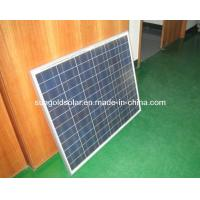 Poly Solar Panel (100W) Manufactures