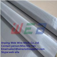 stainless steel window screen/insect sccreen Manufactures
