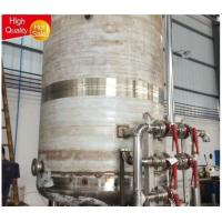 Particles Removal Industrial Sand Filter , Pressure Sand Filters For Water Treatment Manufactures