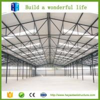 China temporary shelter tent steel prefab farm building kits for sale Manufactures