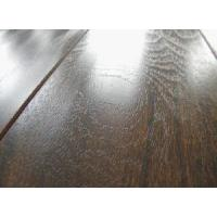 B13-Wave & Hand-Scraped Wood Surface Flooring Manufactures