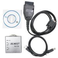 China ELM 327 USB CAN BUS Scanner Software 1.5 Newest Version on sale
