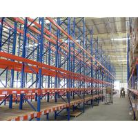 China Multi-rack Heavy Duty Pallet Racking / Shelving System For Supermarket Store on sale
