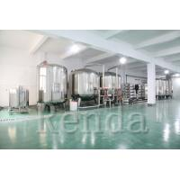 5TPH RO Water Treatment Systems UV Water Purifier Filtration CE Approval Manufactures