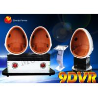 movie power new  technology 9d vr cinema electric system 9d vr cinema with 1/2/3seat Manufactures